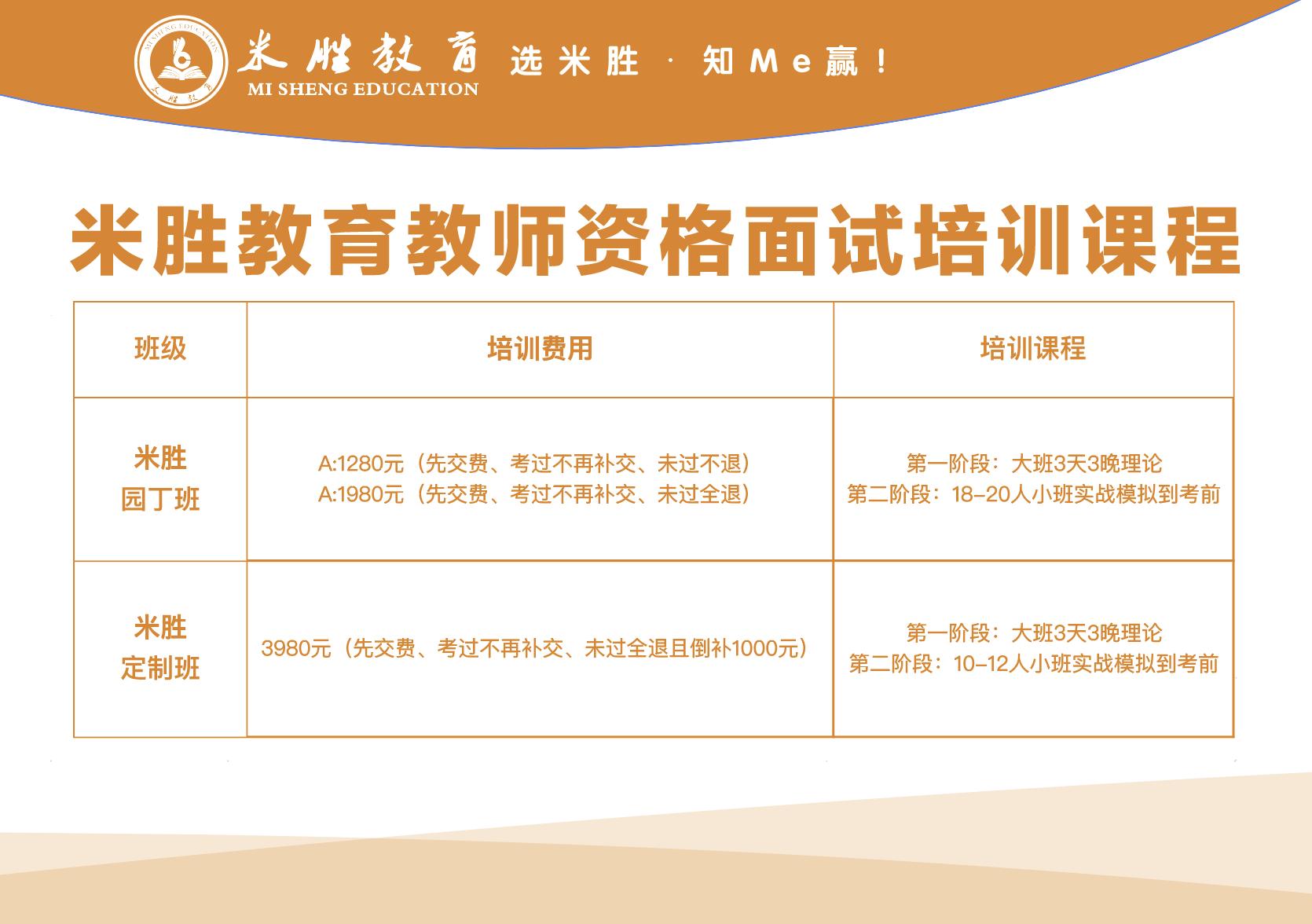 教師資格證面試收費 表.png